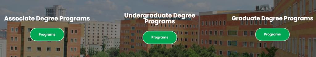 Turkish Universities
